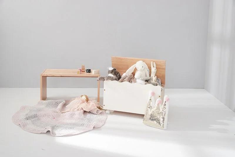 MS-Calla 掀蓋玩具收納櫃組合