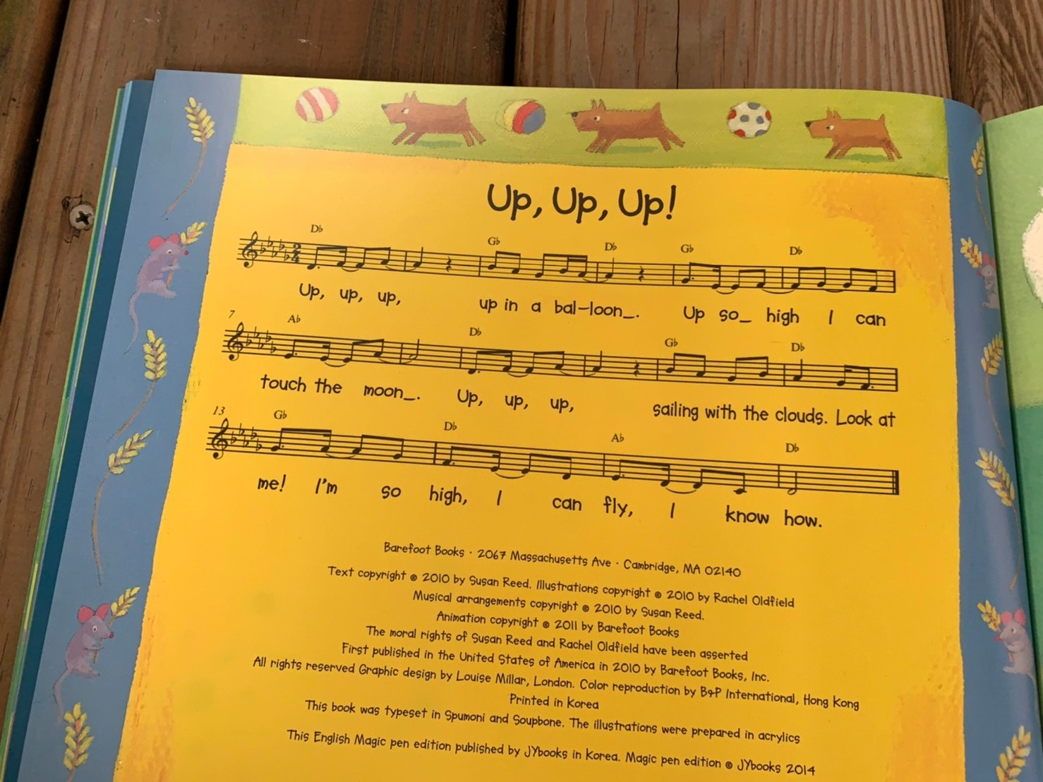 kidsread38Barefoot Singalongs